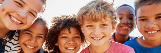 Sunday school kids smiling   Sparkhouse Blog