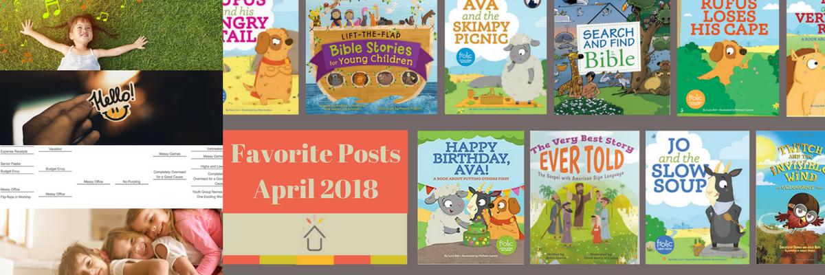 April 2018 Sparkhouse Blog | Sparkhouse Blog