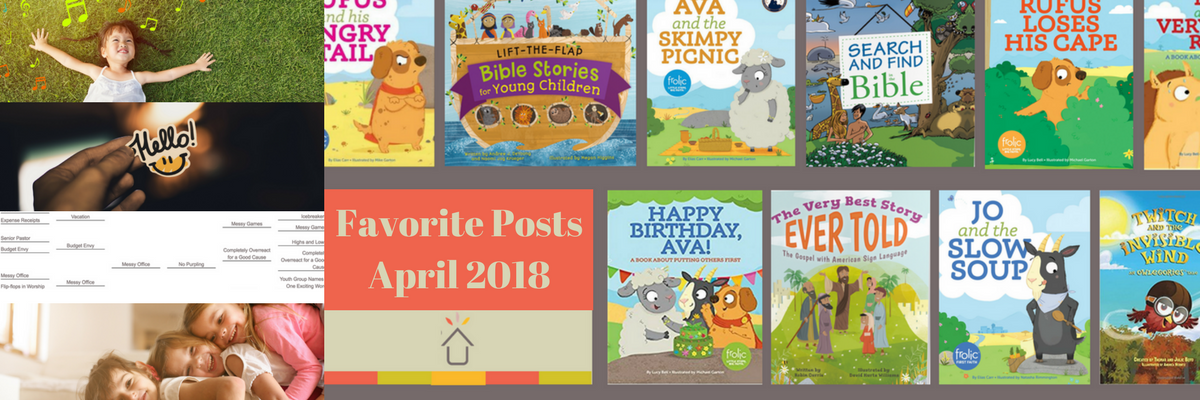 April 2018 Sparkhouse Blog | Sparkhouse Blog