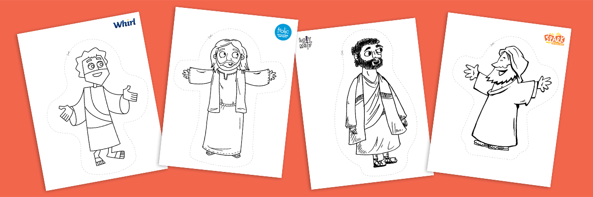 The Flat Jesus branded options from Sparkhouse! | Sparkhouse Blog