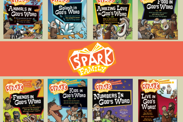 Spark Family magazines | Sparkhouse Blog