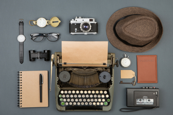 Vintage gadgets | Sparkhouse Blog