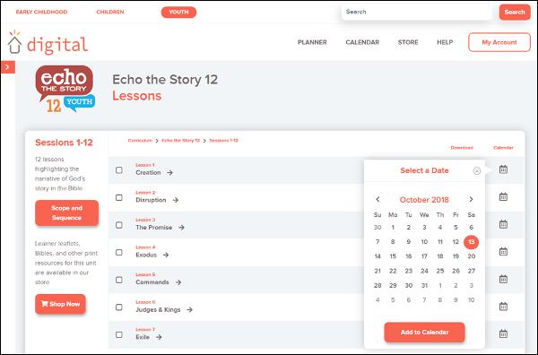 Welcome to Sparkhouse Digital Calendar | Sparkhouse Blog