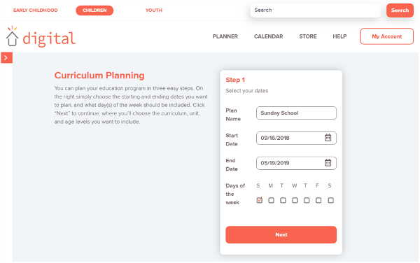 Welcome to Sparkhouse Digital planning | Sparkhouse Blog