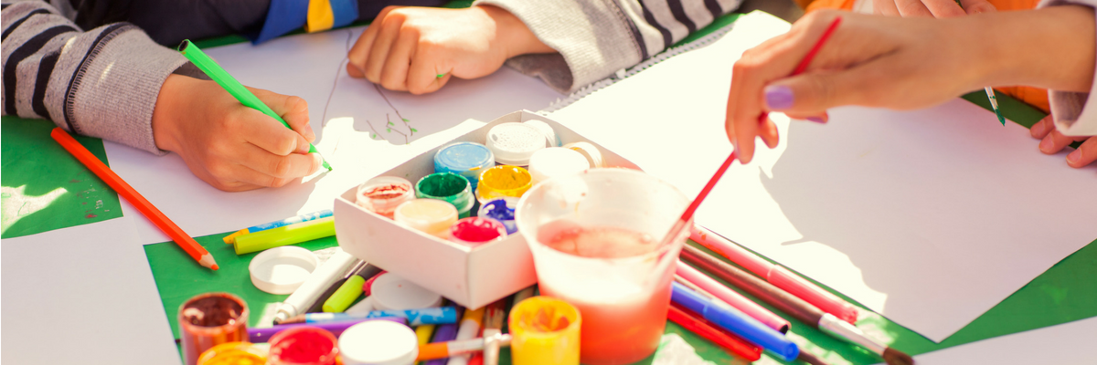 Learn how creativity plays a role in building relationships between generations in Sunday school.