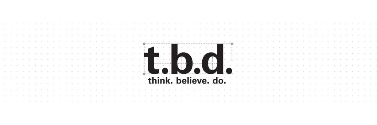 What does T.B.D. have to do with your faith? Learn more in this blog post from Sparkhouse! | Sparkhouse