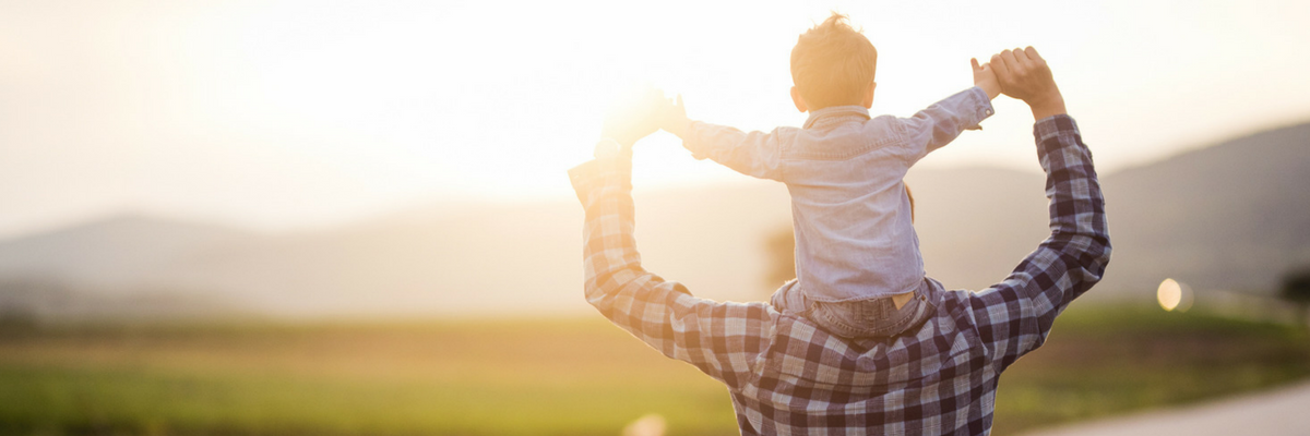 When it comes to Father's Day, we often think about the big things. But sometimes, the little things are what matters most. A perspective on fatherhood storytelling | Sparkhouse